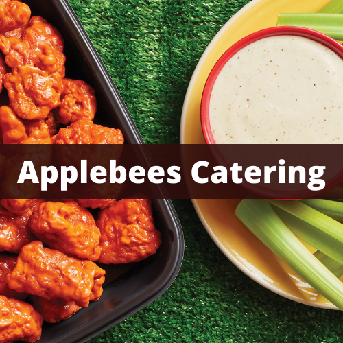 Applebees Catering Menu Prices And Reviews
