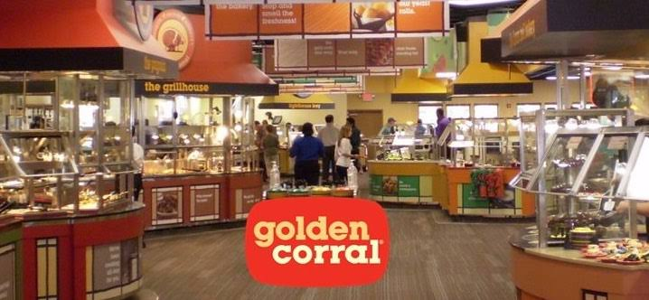 golden corral menu prices
