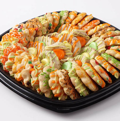 Hy vee party trays