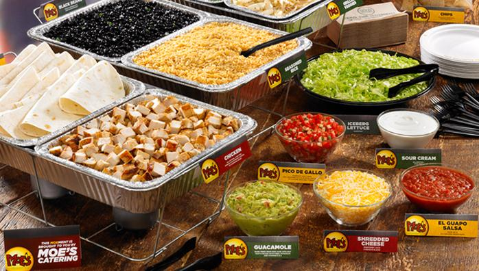 Moes Catering