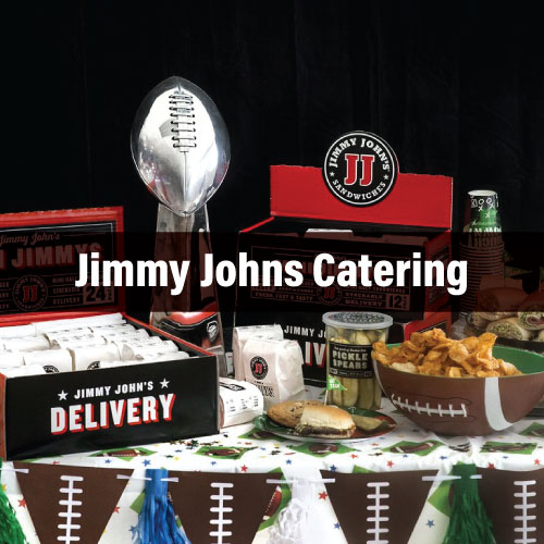 Jimmy Johns Catering Menu & Prices