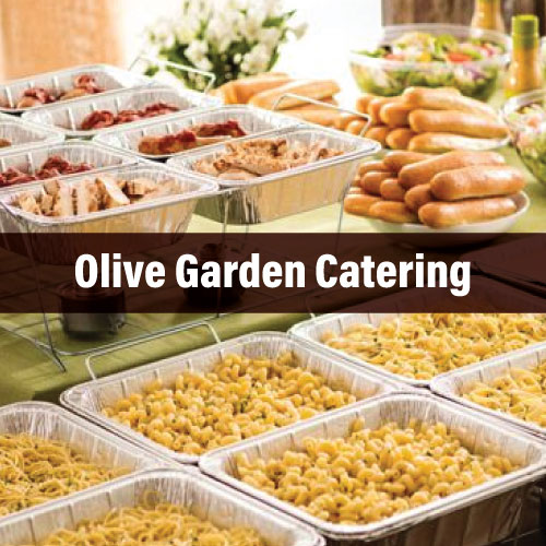 Olive Garden Catering Menu Prices & Reviews