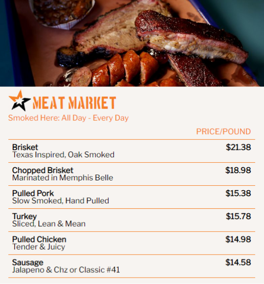 mission bbq catering meat market