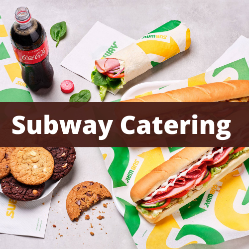 Subway Catering Menu Prices And Reviews