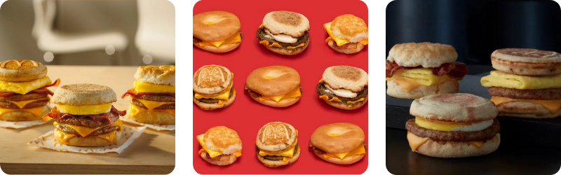 McDonald's All Day Breakfast Menu prices